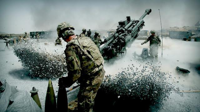 Gigantes da indústria de defesa, Lockheed Martin, Boeing, General Dynamics e Northrop Grumman registraram enormes lucros no terceiro trimestre