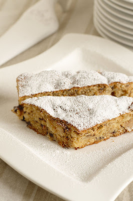 fetta di torta di pane