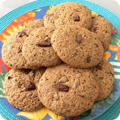 Cookies Fit - Receita Biscoito Saudável