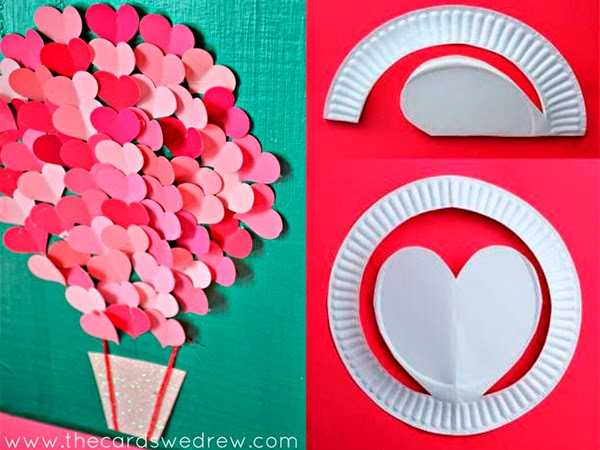 Christmas Ideas 5 Easy Valentine S Day Hand Maded Craft Ideas