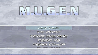 Jump Ultimate Stars MUGEN ~ MUGEN - Up