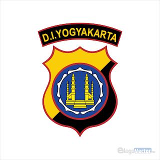 Polda Daerah Istimewa Yogyakarta ( DIY ) Logo vector (.cdr)