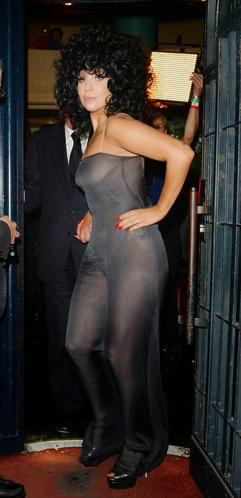 на вечеринке в прозрачном платье видео - 3