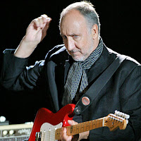 Current Pete Townshend image from Bobby Owsinski's Music 3.0 blog