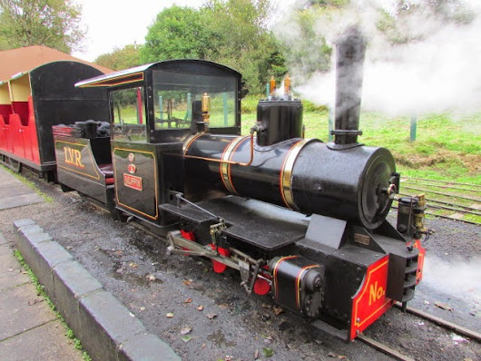 Days Out - Lappa Valley Steam Railway