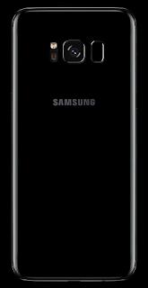 Samsung Galaxy S8 Akıllı Telefon Arka Tarafı