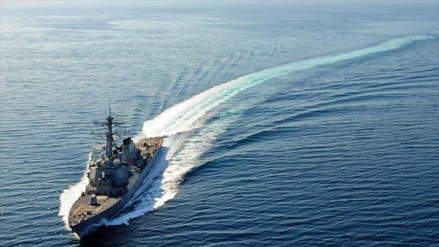 EEUU envía otro destructor, equipado con Tomahawk, al Mediterráneo