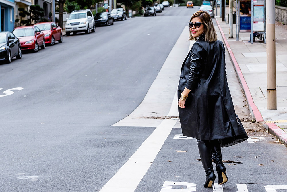 Crystal Phuong- Fashion Blog- Layering up in San Francisco