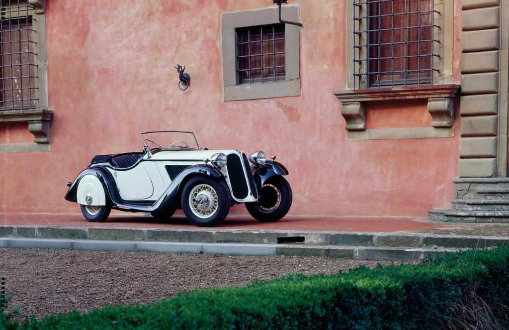 bmw fuel efficient car: 1935 BMW 315-1 Roadster