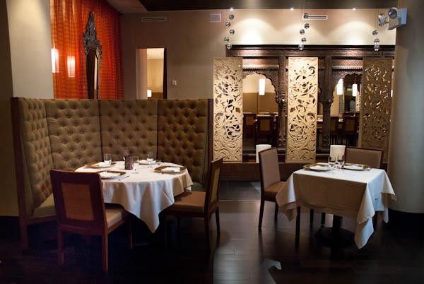 Chinar Shade Vikas Khanna S Quot Junoon Quot Restaurant In Manhattan New York