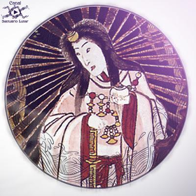 Calendário Pagão - Celebração dedicada à Deusa Amaterasu: 17 de Julho