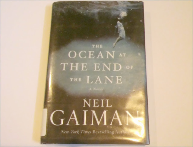 Book Review | The Ocean at the End of the Lane by Neil Gaiman