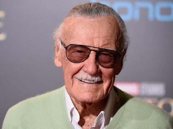 Adeus, Stan Lee!