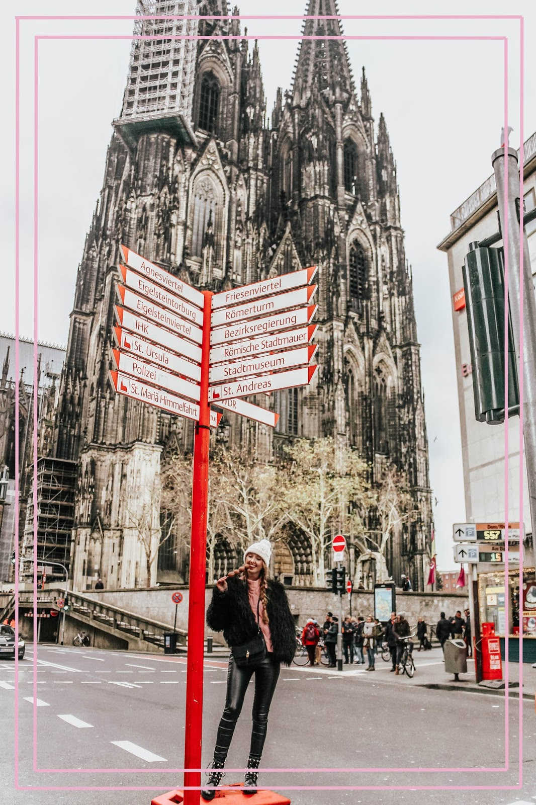 Travel Blog Cologne Christmas Markets Guide