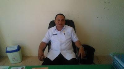 Drs. Tamrin Daud, Kepala Kesbangpol Bolmut