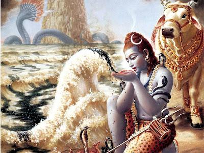 The icon of Neelkantha
