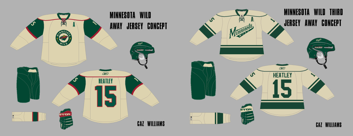 lowest price 8be67 a10ed minnesota wild third jersey font