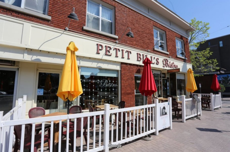 The kitchissippi museum petit bills bistros 10th anniversary i read last week that petit bills bistro recently celebrated the 10th anniversary of their opening on wellington street west at the corner of smirle malvernweather Choice Image