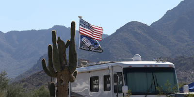All Camping Sold Out For Can-Am 500 Weekend At Phoenix Raceway