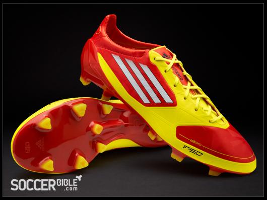 Finalmente frágil Rama  Sciencity: adidas F50 adizero miCoach Football Boots