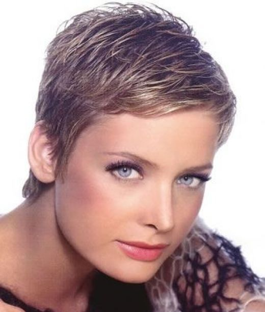 Very Short Hairstyles Easy Hairstyles For Short Hair