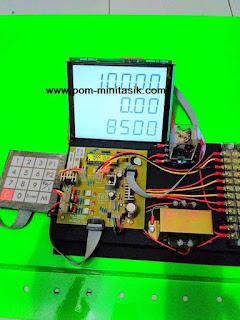 CPU pom mini