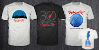 Camisa Rock in Rio Jornal Extra