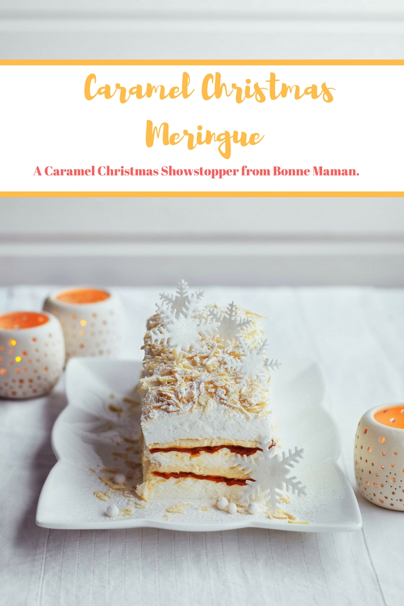 A Caramel Christmas Showstopper From Bonne Maman