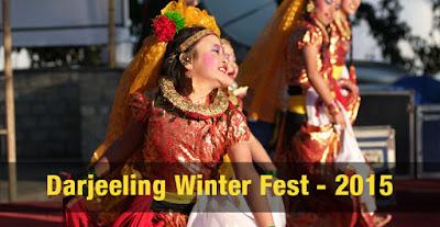Darjeeling winter festival