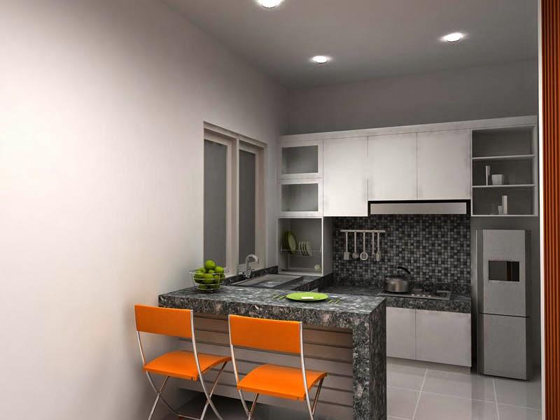 50 Desain Dapur Minimalis Terbaru 2018 Model Desain