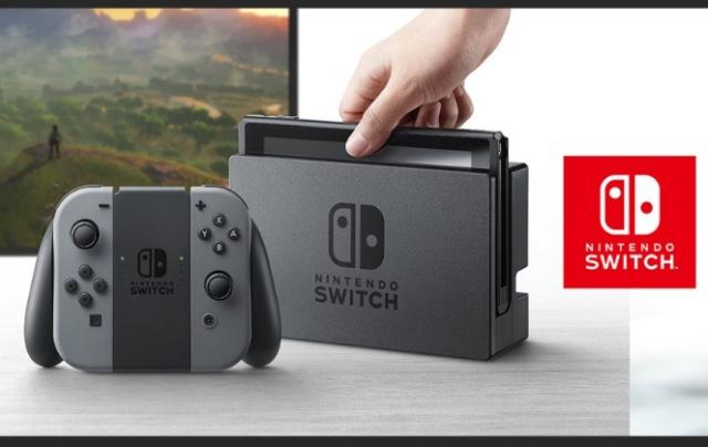Nintendo Switch, la consola híbrida de Nintendo
