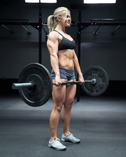 crossfit sexy girl