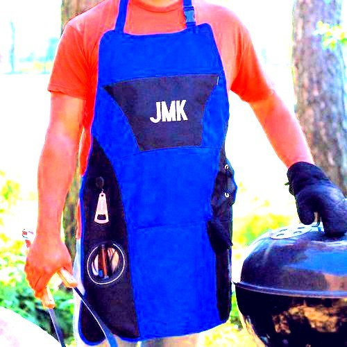 Personalized Grillmaster Plus Apron