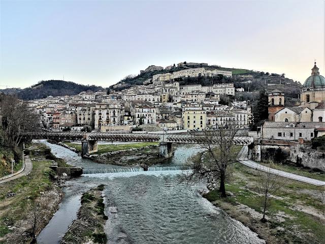 Il ponte Alarico di Cosenza