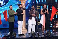 Sonakshi Sinha on Indian Idol to Promote movie Noor   IMG 1475.JPG