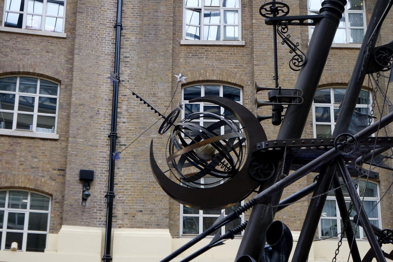Battle Bridge Lane, London, blog, Londres, City of London, London street, Thames River, Tamise,