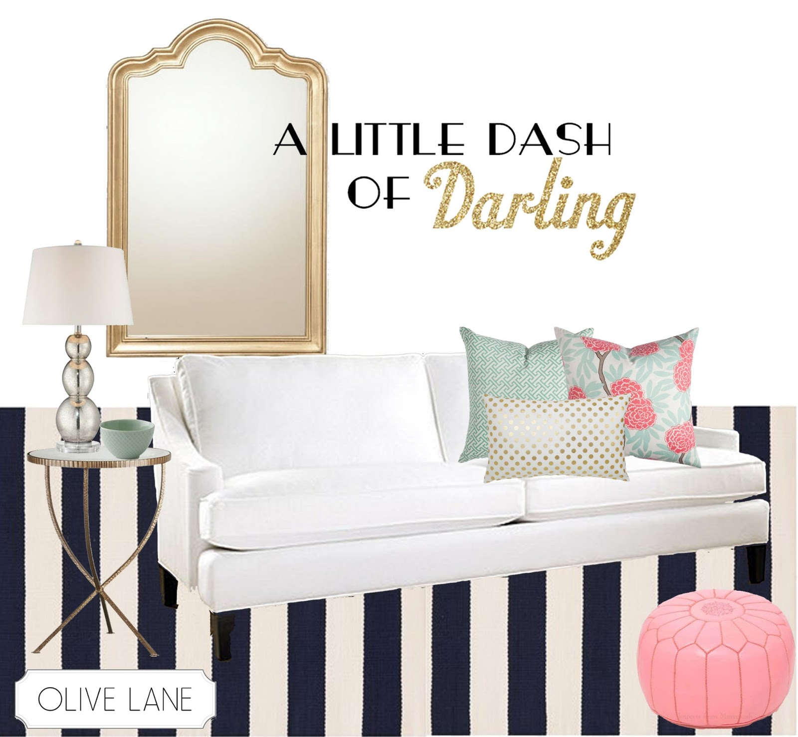 Olive Lane Fashion Friday A Little Dash Of Darling