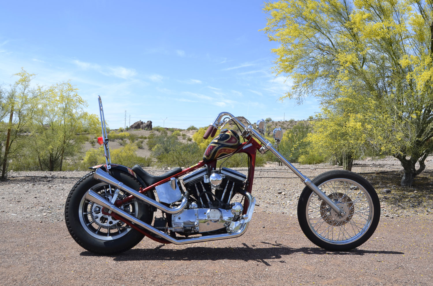 small resolution of sportster chopper