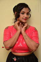 Telugu Actress Mahi Stills at Box Movie Audio Launch  0012.JPG