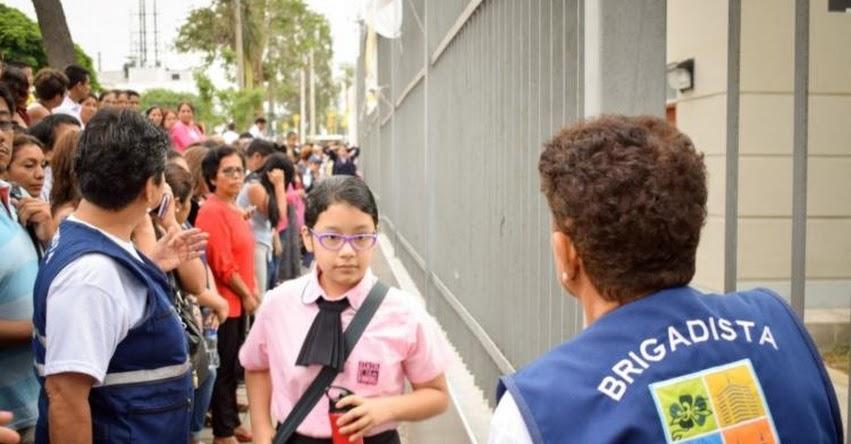 Jesús María implementa programa para reforzar seguridad de escolares