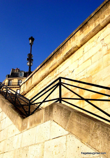 Quai d'Orleans, Paris