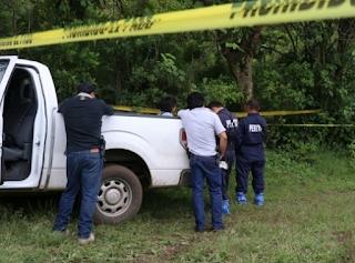 Van 5 cuerpos hallados en fosas clandestinas de Ixtaczoquitlán Veracruz