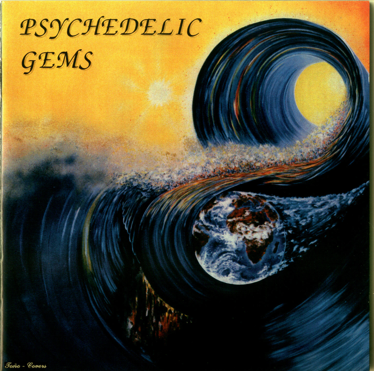 V A  - Psychedelic Gems Vol  1-10(1966-1979) | 60's-70's ROCK