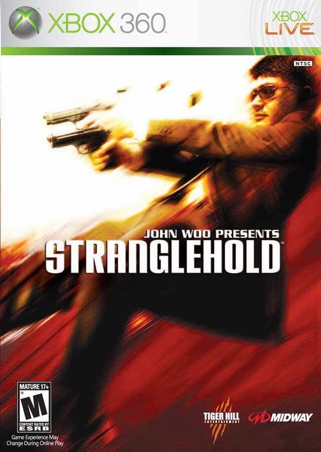 SHOLD STAND 360 FRONT - Stranglehold [MULTI5] [Region Free] XBOX 360