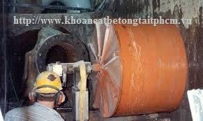 Khoan cắt bê tông tại huyện Vĩnh Cửu