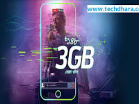 Grameenphone 3 GB internet data at Tk. 148 for 7 days