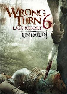 Wrong Turn 6 Last Resort (2014) หวีดเขมือบคน 6: รีสอร์ทอำมหิต