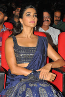Pooja Hegde choli saree at DJ Duvvada Jaggannadham music launch ~  Exclusive 07.jpg