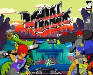 Lethal League PC Full Version