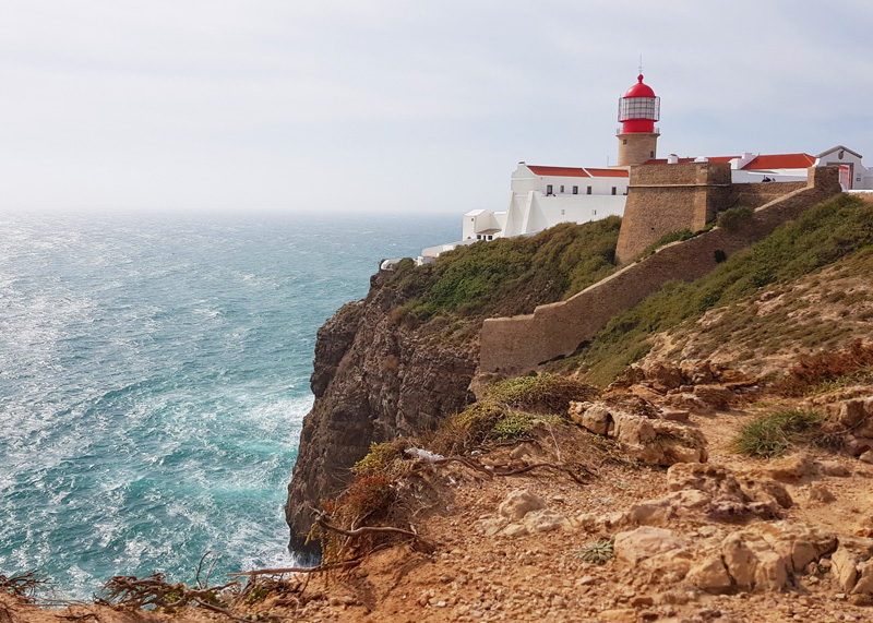 Cabo de Sao Vicente Lighthouse
